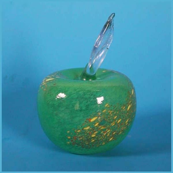 Manzana de cristal de...