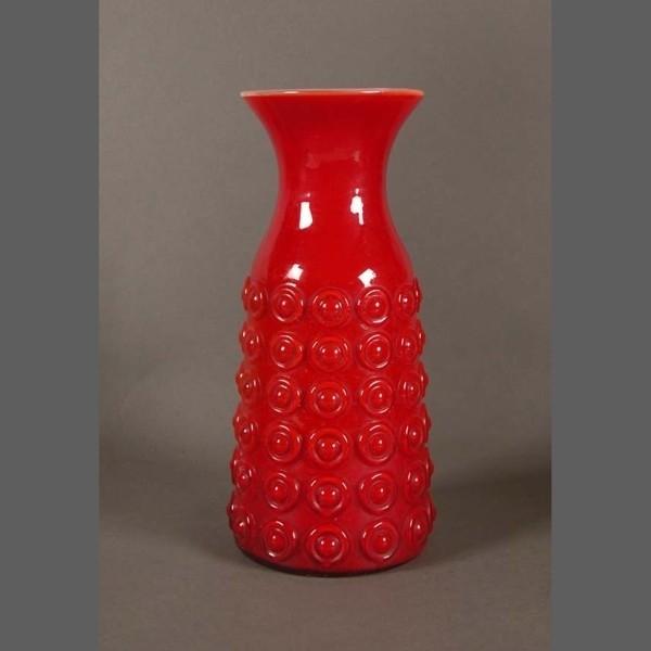 Murano. Glass vase. Italy....