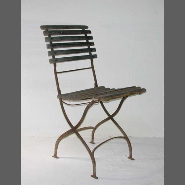 Vintage Garden Chair. 1940