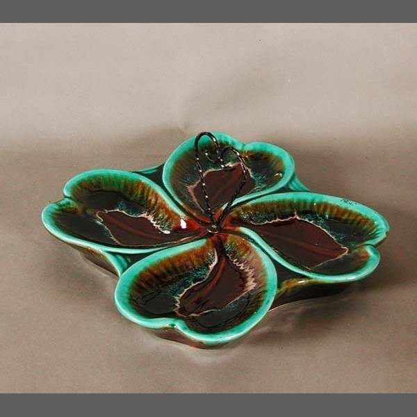 Vallauris Keramik Anbietschale