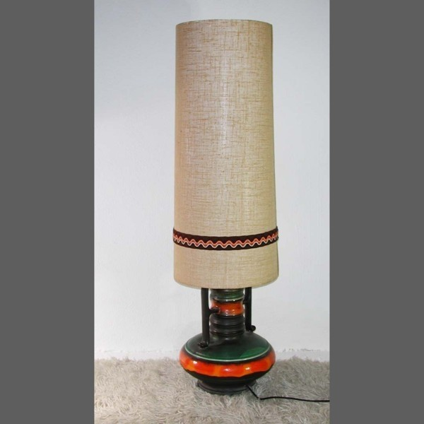 Vintage. Floorlamp from the...