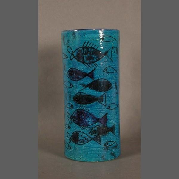 Ceramic vase. Rimini Blu....