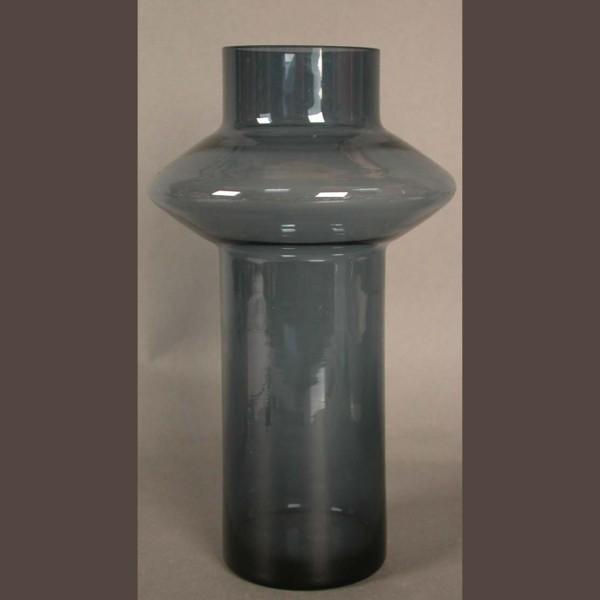 Vintage. Glass Vase Wagenfeld