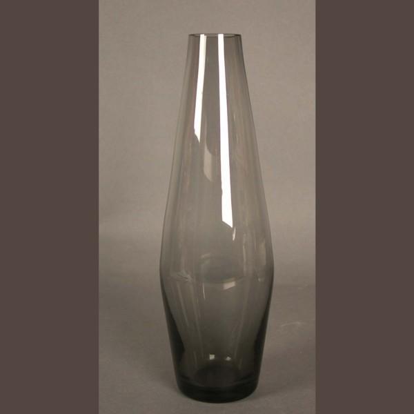 Vintage Glass Vase Wagenfeld