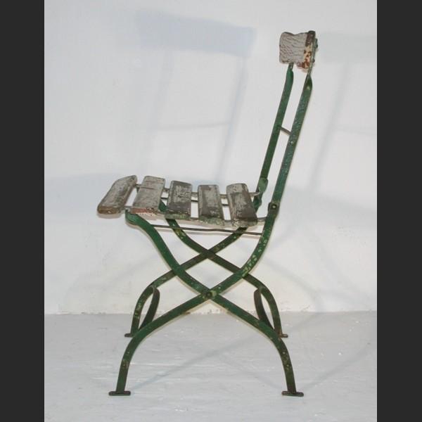 Vintage. Garden chair. 1950...
