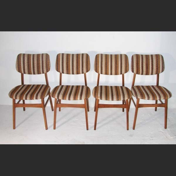 Four chairs from Erich...