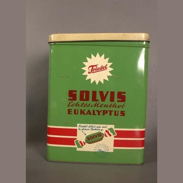 """Caja de chapa """" Eukalyptus..."""