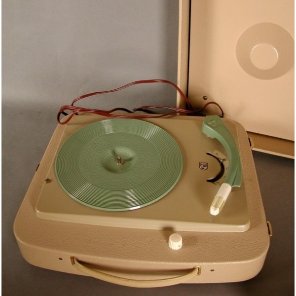 Phonograph Philips 1950 -...