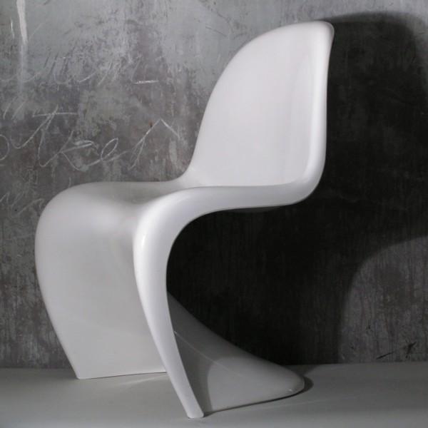 Panton chair. Verner...