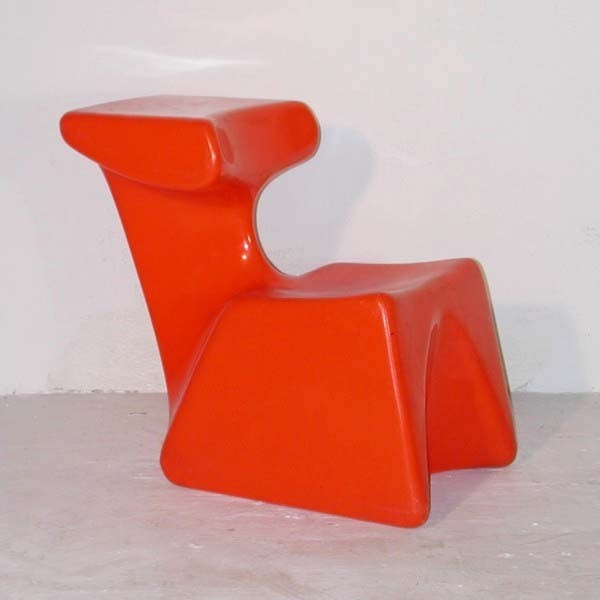 Vintage. Zocker chair....