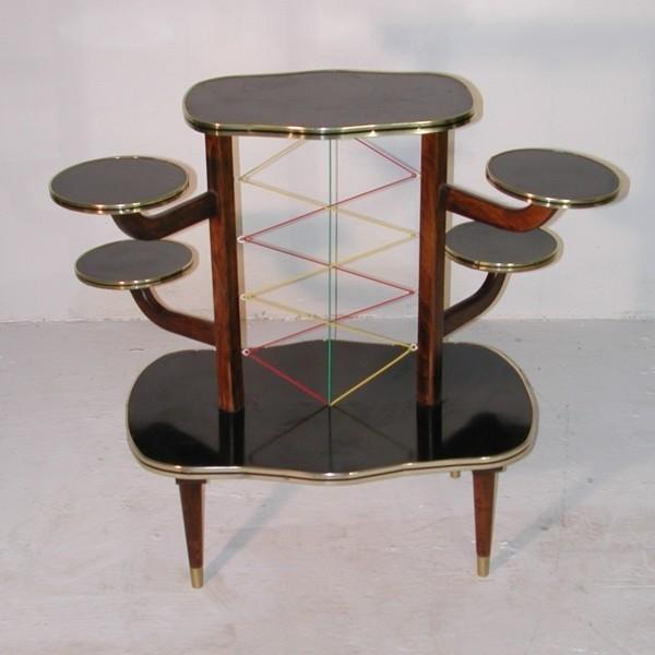 Vintage. Flowerpot table....