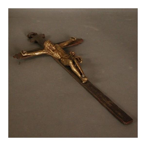 Crucifijo renacentista s.XVI.