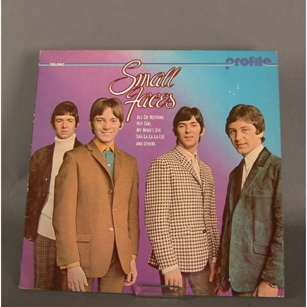 LP. Small Faces. 1979