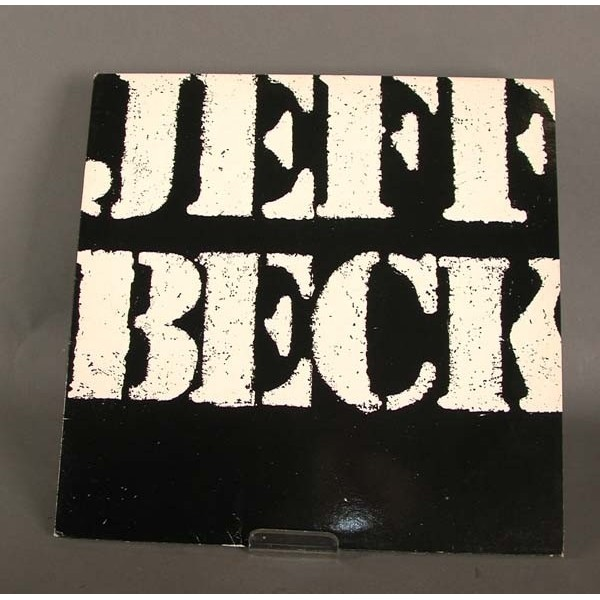 Schallplatte. LP. Jeff Beck...