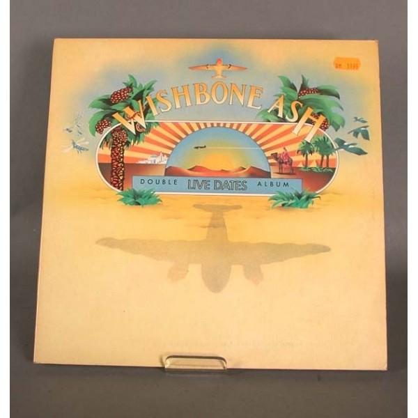 DLP. Vinyl. Wishbone Ash –...
