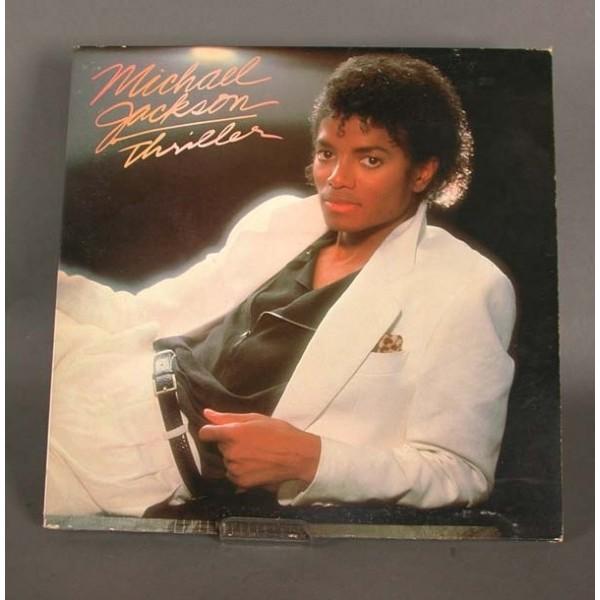 LP. Vinyl. Michael Jackson...