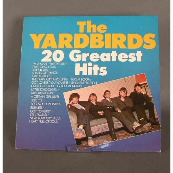 LP. Vinyl. The Yardbirds -...