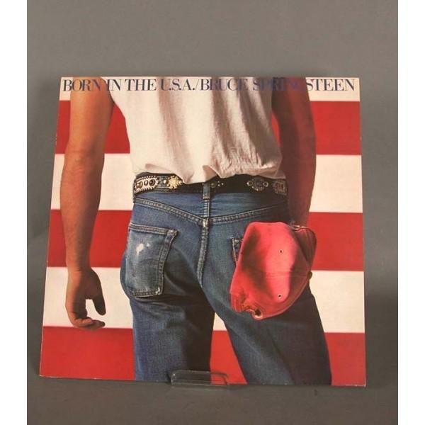 LP. Vinyl. Bruce...