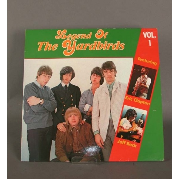 LP. Vinyl. The Yardbirds –...