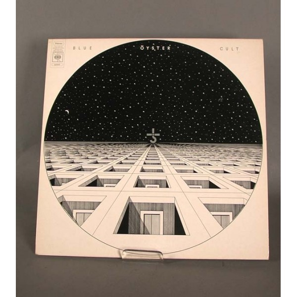 LP. Vinyl. Blue Öyster Cult...