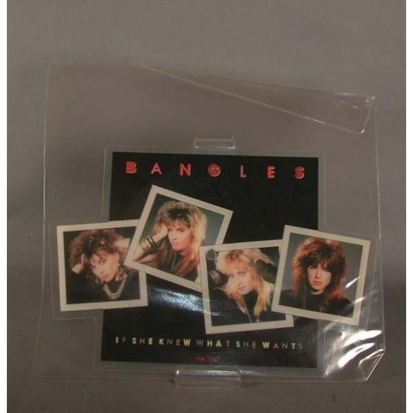 Picture Single. Bangles. 1986.