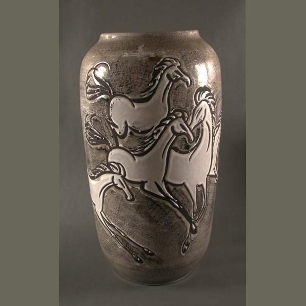 Vintage. Ceramic Vase. 1950...