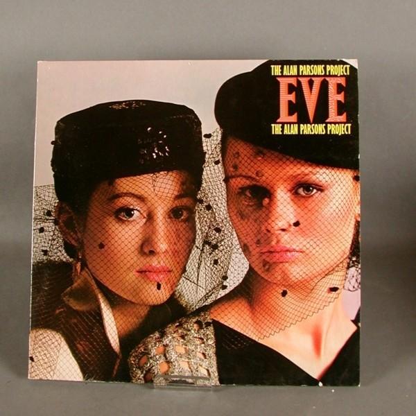 LP. Vinyl. Alan Parsons...