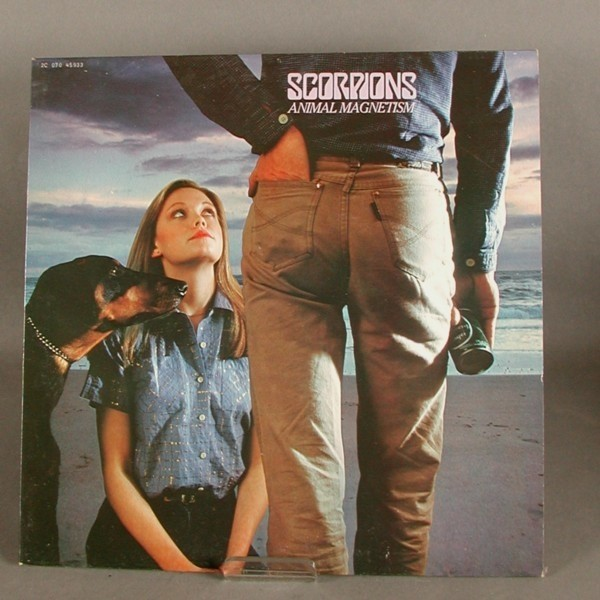 LP. Vinyl. Scorpions -...