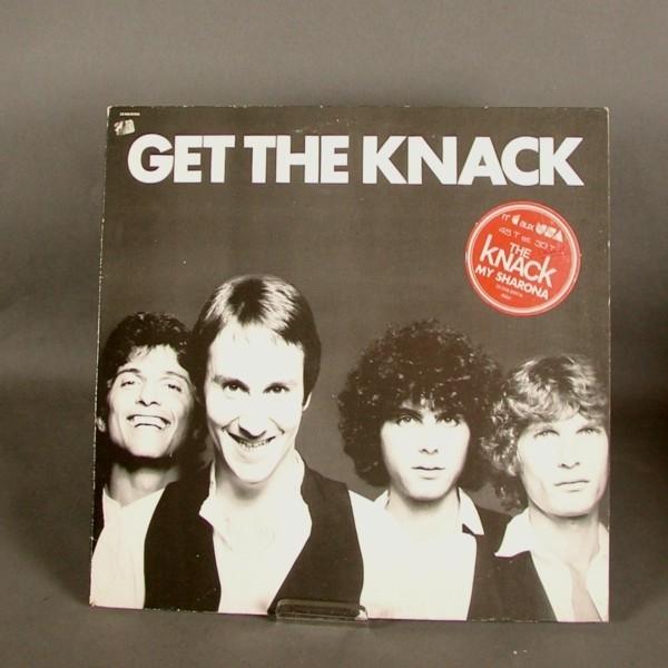 LP. Vinyl. The Knack - Get...