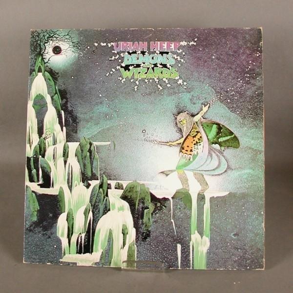 LP. Vinyl. Uriah Heep -...
