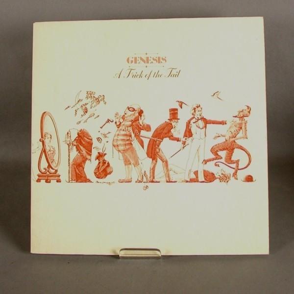 LP. Vinyl. Genesis - A...