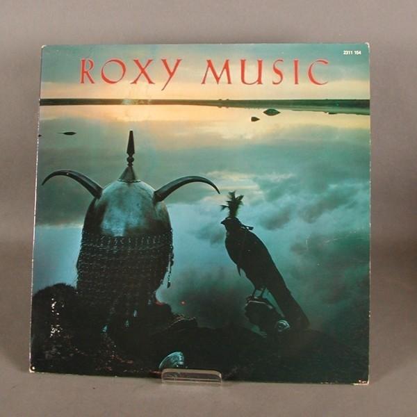 LP. Vinyl. Roxy Music -...