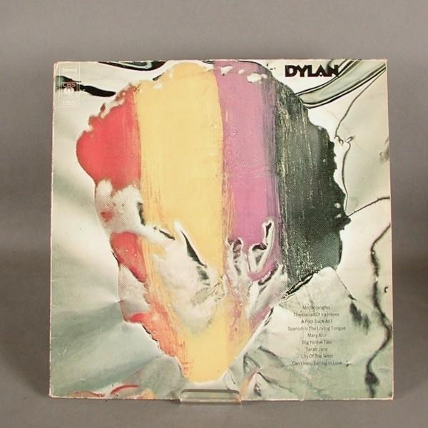 LP. Vinyl. Bob Dylan. 1973.