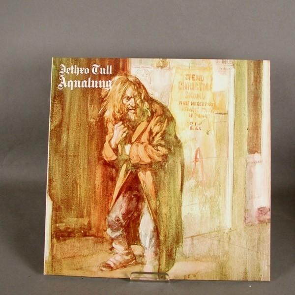 LP. Vinyl. Jethro Tull -...