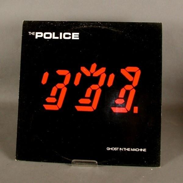 LP. Vinyl. The Police -...