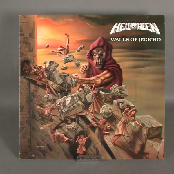 LP. Vinyl. Helloween -...