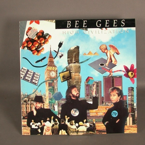 LP. Vinyl. Bee Gees - High...