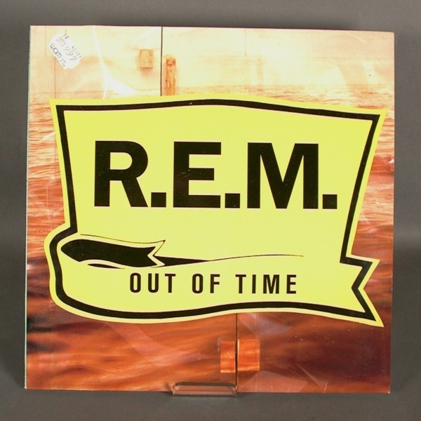 LP. R.E.M. - Out of Time....