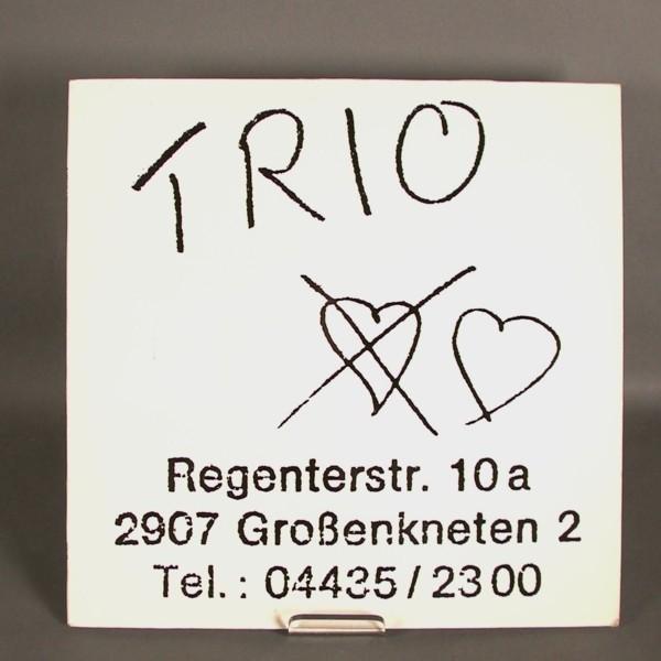 LP. Vinyl. Trio. 1981.