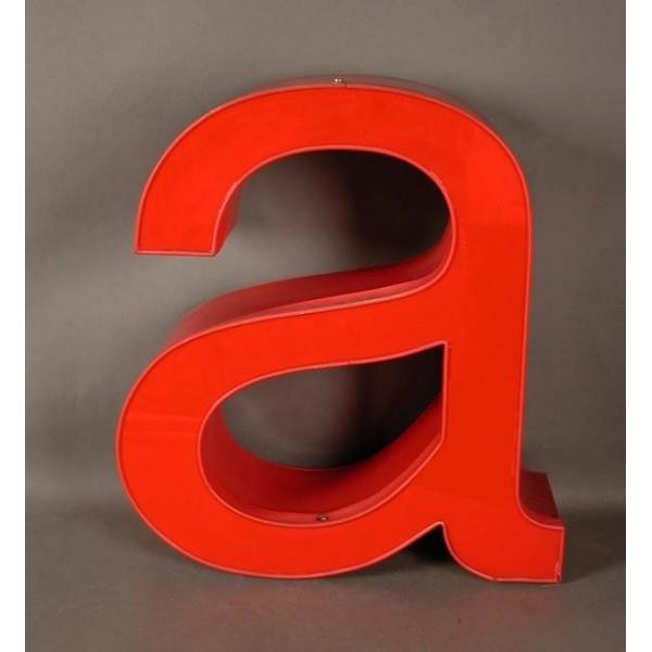 Tipografía vintage. Letra -...