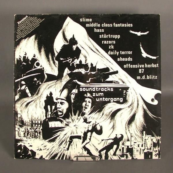 LP. Vinyl. Soundtracks zum...