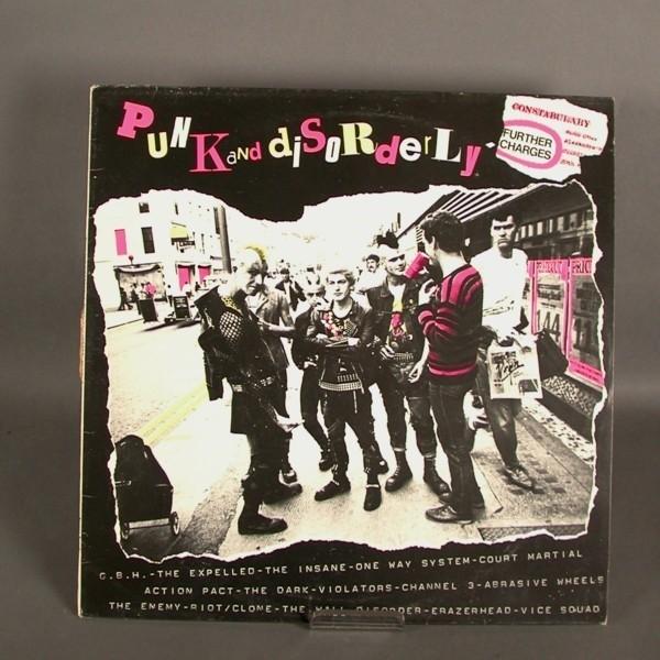 LP. Vinyl. Punk and...
