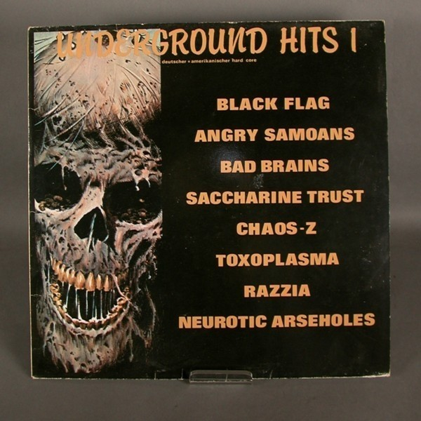 LP. Vinyl. Underground Hits...