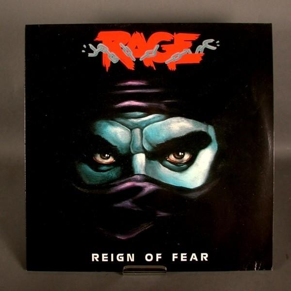 LP. Vinyl. Rage - Reign of...