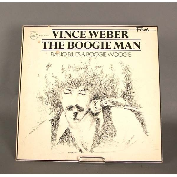 LP. Vinyl. Vince Weber -...