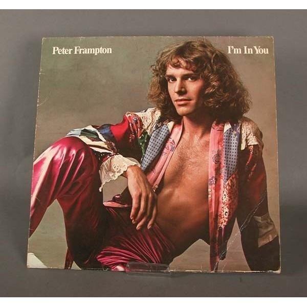 LP. Vinyl. Peter Frampton -...