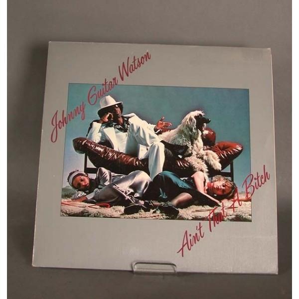 LP. Vinyl. Johnny Guitar...