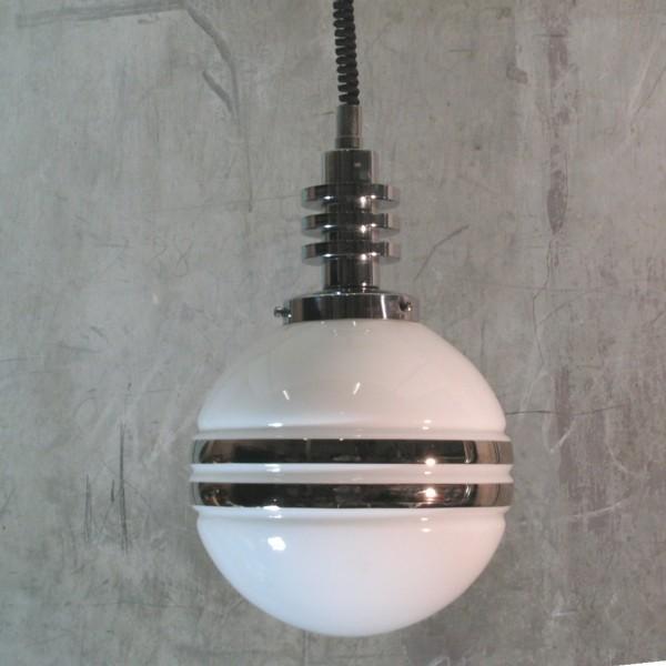 Vintage. Ceiling lamp. 1970...