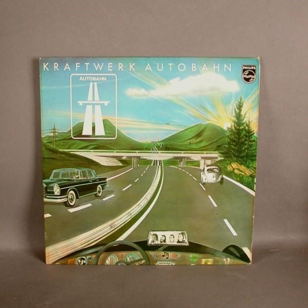 LP. Kraftwerk - Autobahn....
