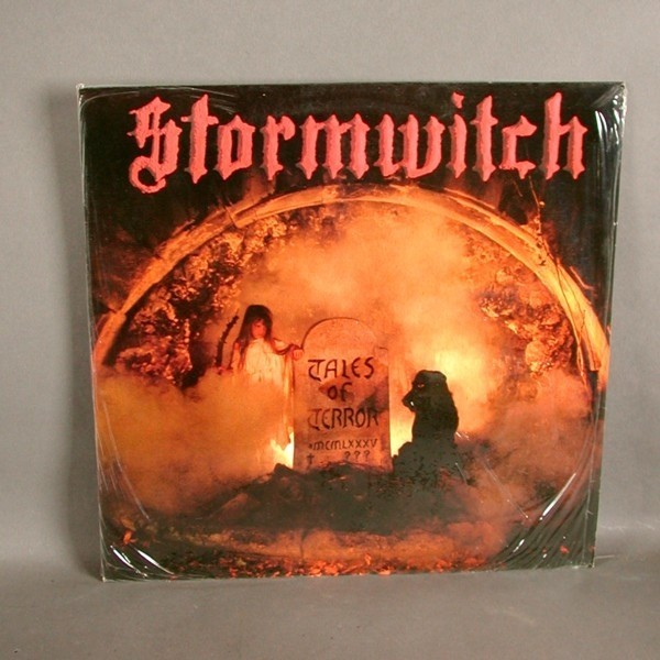 LP. Vinyl. Stormwitch -...